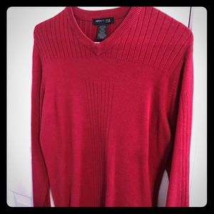 Kenneth Cole long sleeve sweater